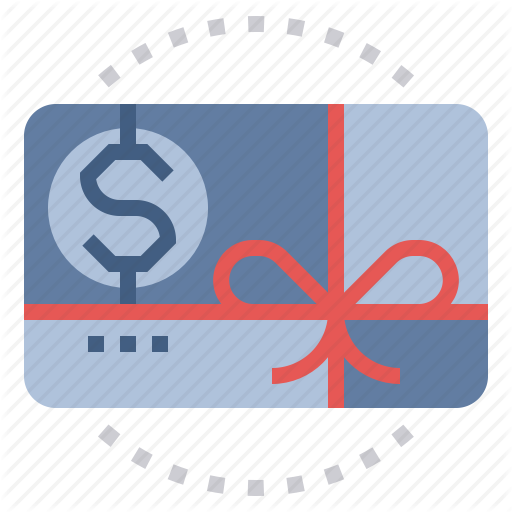 Card, Cash, Certificate, Gift, Money Icon