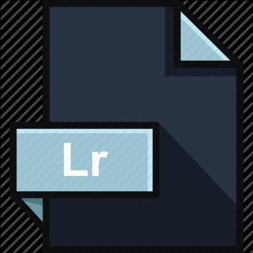 Adobe, Extension, Format, Lightroom, Lr, Photoshop, Platform Icon