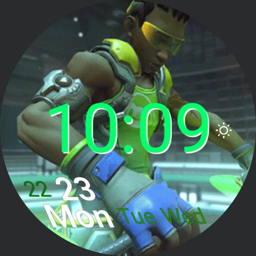 Overface Lucio For G Watch R