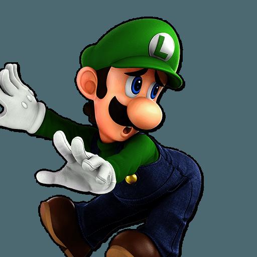 Luigi Super Smash Bros Ultimate Unlock, Stats, Moves