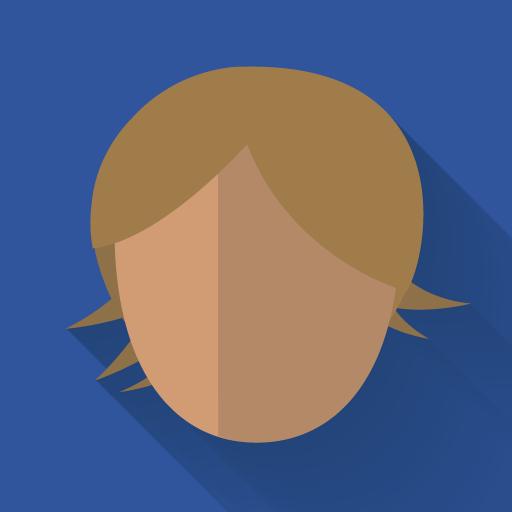 Luke Skywalker Icon Starwars Longshadow Flat Iconset Creativeflip