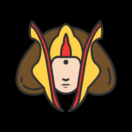 Luke Skywalker, Queen, Queen Amidala, Starwars Icon