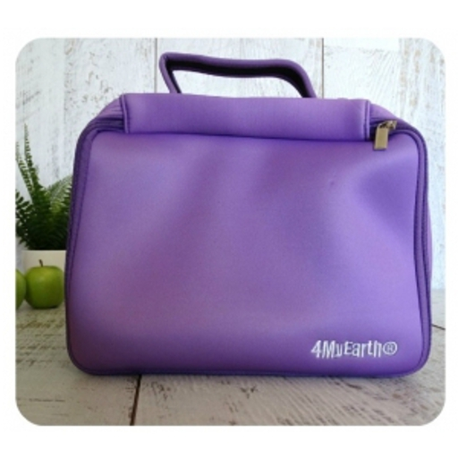 Insulated Lunchbag Purple