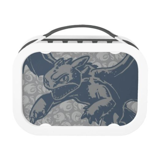 Toothless Character Yubo Lunchbox Dreamworks Yubo Character