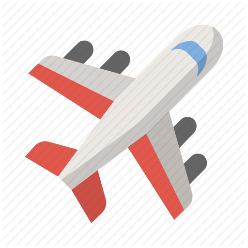 Airplane, Explore, Flight, Fly, Plane, Travel, Vacation Icon