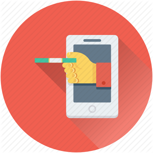 Banking, Banking App, M Commerce, Mobile Banking, Online Payment Icon
