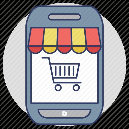 Buy Online, M Commerce, Mobile Shopping, Mobile Shopping App
