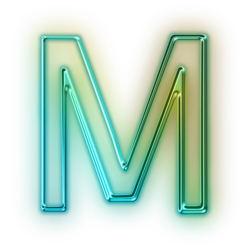 Download Icon Letter M
