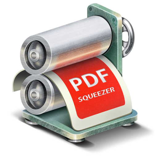Pdf Queezer Icon Icon Pdf, Mac, App
