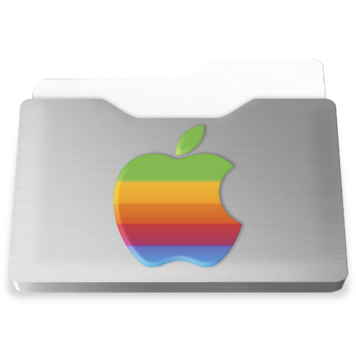 Old Apple Icon