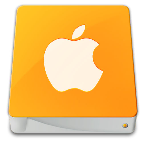 Drive External Apple Icon Free Download As Png And Icon Easy