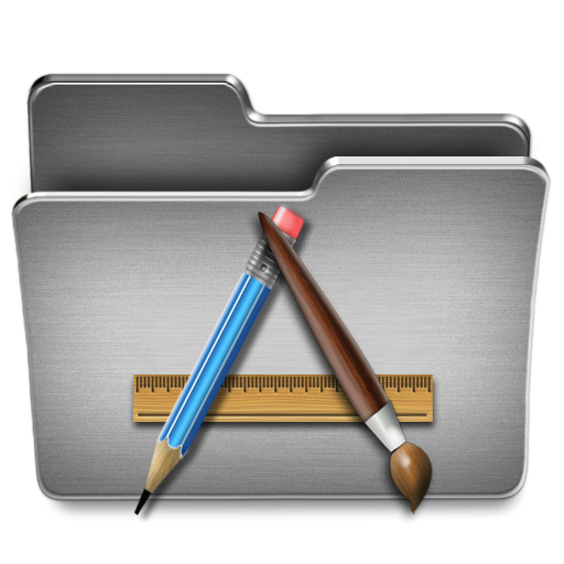 Application Folder Icon Png Images