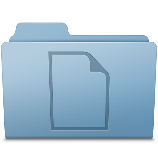 Folder Icons Document