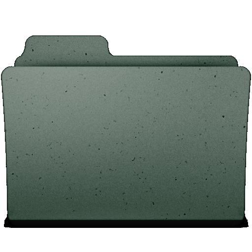Da Colored Folder Icon