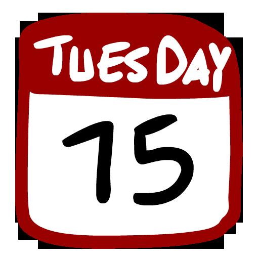 Calendar Icon Hand Drawn Iphone Iconset Fast Icon Design