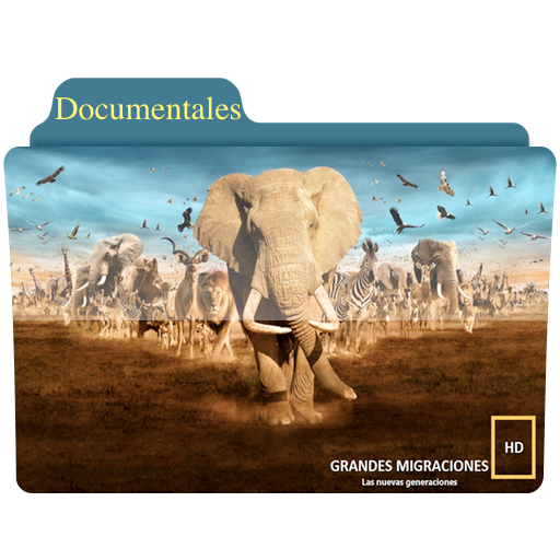 Documentales Hd Icon