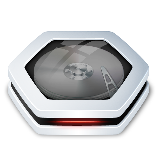 Harddrive Icon Senary Drive Iconset Arrioch