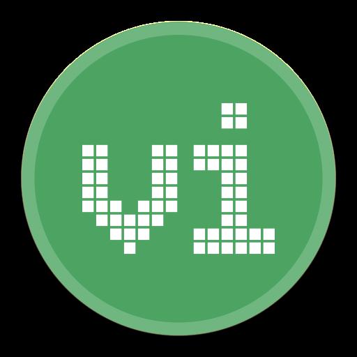 Mac, Vim, Vi Icon Free Of Button Ui