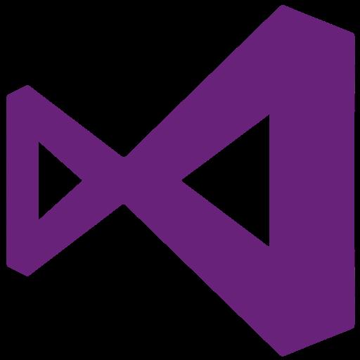 Microsoft, Visualstudio Icon