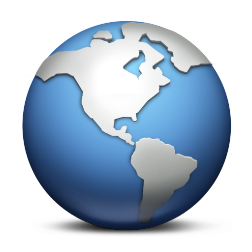 Earth Icons, Free Icons In Mac
