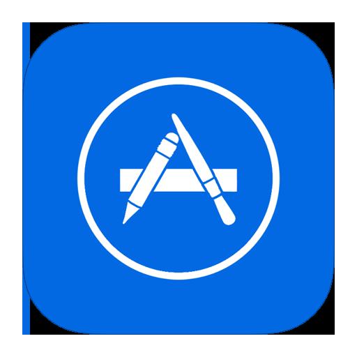Metroui Apps Mac App Store Icon Style Metro Ui Iconset