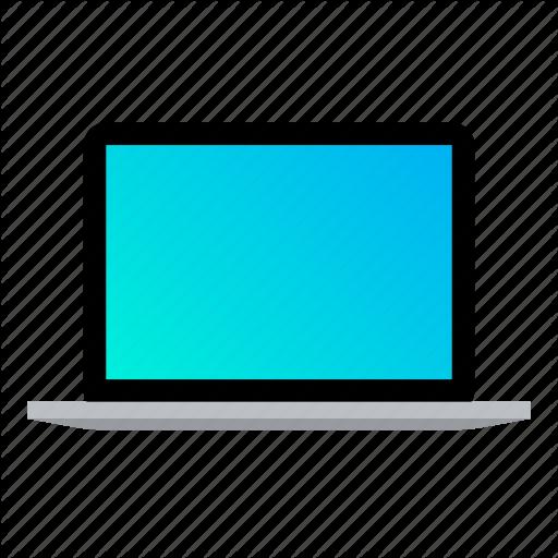 Apple, Laptop, Macbook, Pro Icon
