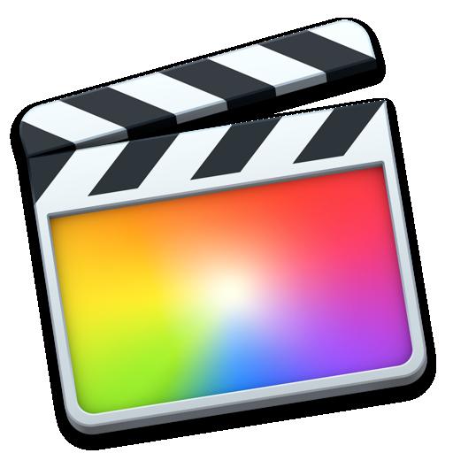 Final Cut Pro Mac Icon