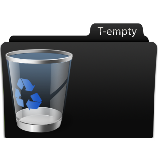 Trash Empty Icons, Free Icons In Mac