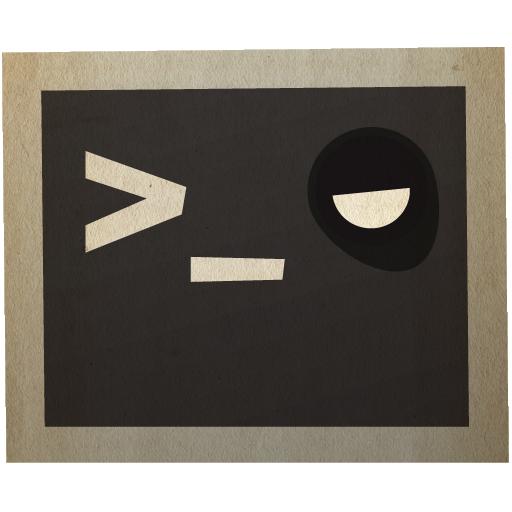 Terminal Icon Artcore Iconset Artcore Illustrations