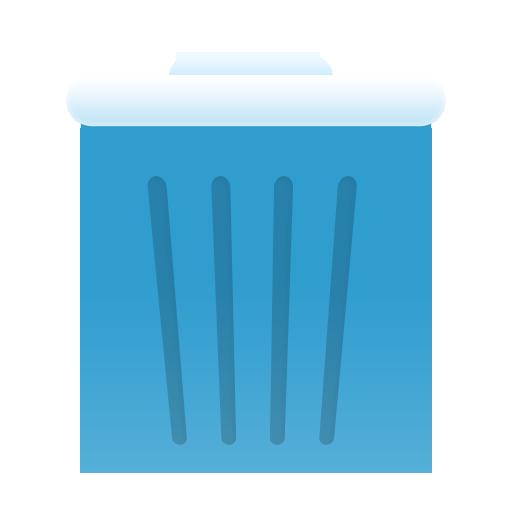 Trash Smooth Icon