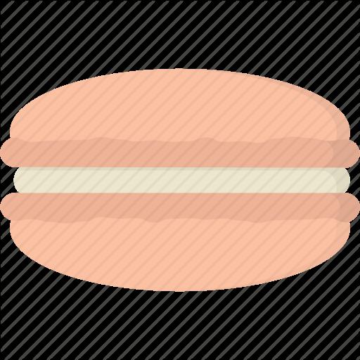 Dessert, French, Macaron, Pastry Icon