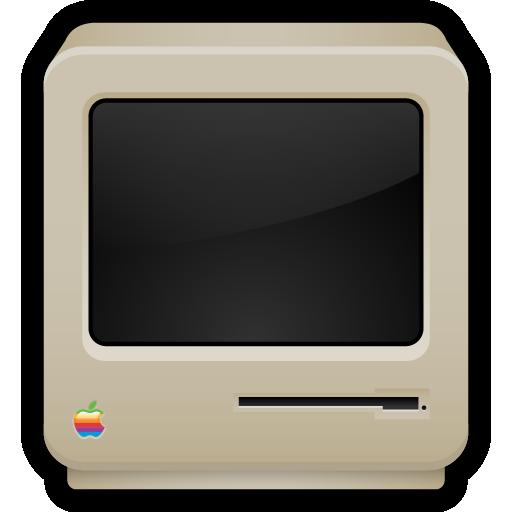 Macintosh Photorealistic Icon