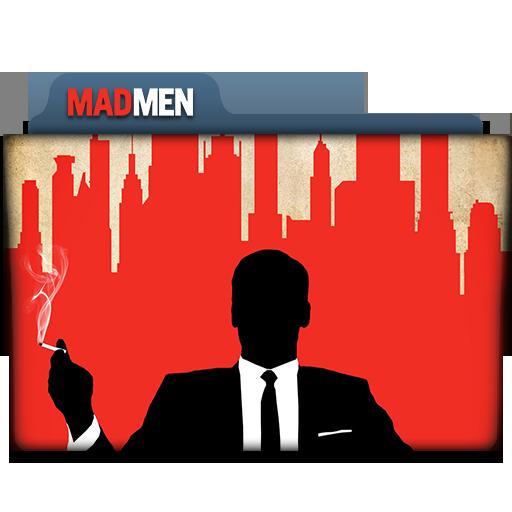 Mad Men Folder Icon