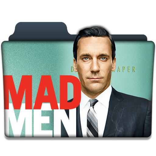 Mad Men Folder Icon