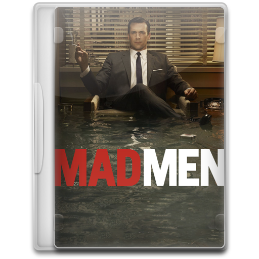 Mad Men Icon Tv Show Mega Pack Iconset