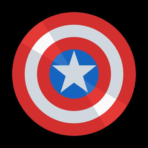 Captain, America, Diana Icon Free Of Cinema Icons