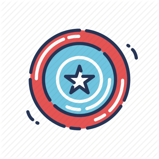Captain America, Decor, Fourth Of July, Guard, Independence Day
