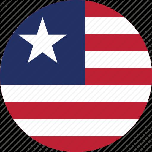 Circle, Circular, Country, Flag, Flag Of Liberia, Flags, Liberia