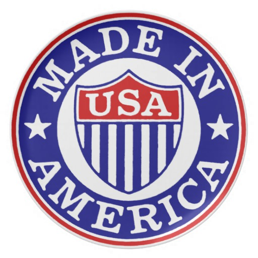 Made In America Logos
