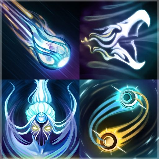 Steam Workshop Huang's Umbra Ability Icons Gaming Dota