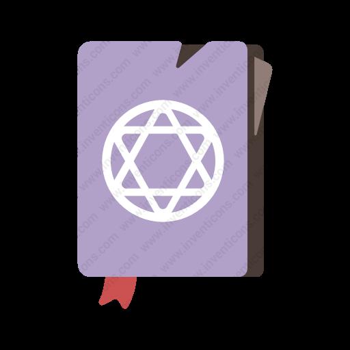 Download Magic,book Icon Inventicons