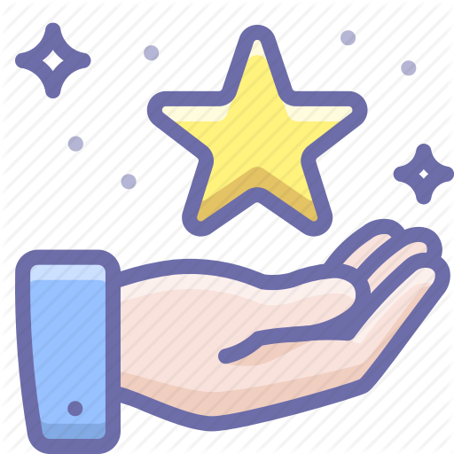 Dreams, Hand, Magic Icon