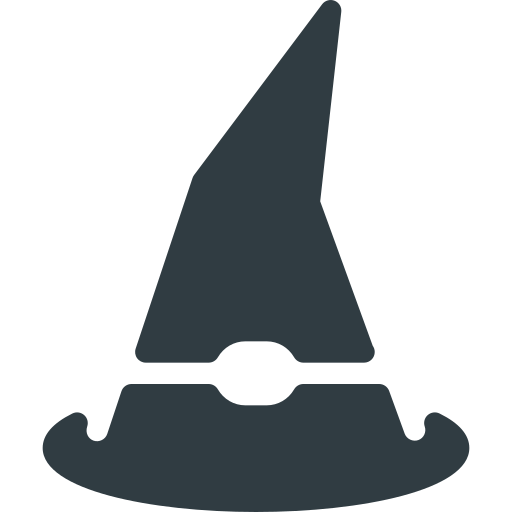 Holyday, Halloween, Witch, Hat, Magic Icon Free Of Halloween Glyph