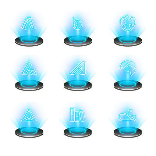 Magic Icon Pack Untuk