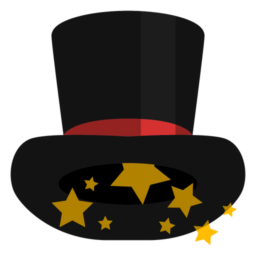 Magic Top Hat Icon