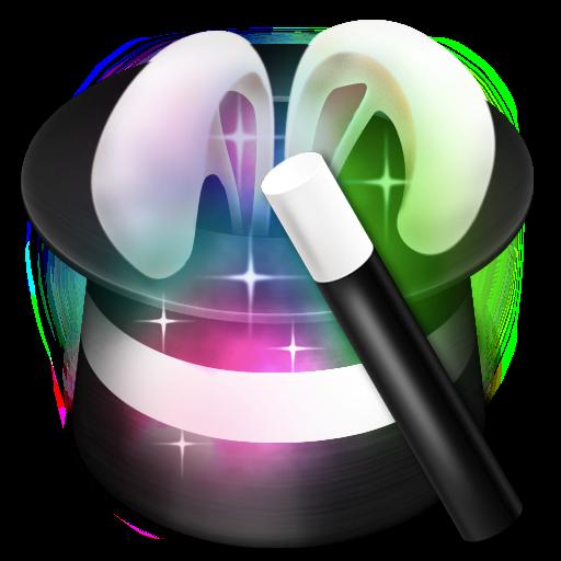 Rabbit, Hat, Magic Icon