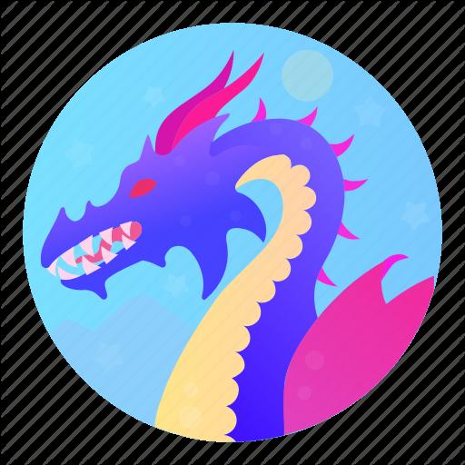 Ancient, Creature, Dragon, Fantasy, Magic, Monster, Mythology Icon