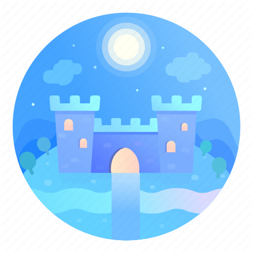 Architecture, Building, Castle, Fantasy, Kingdom, Landscape