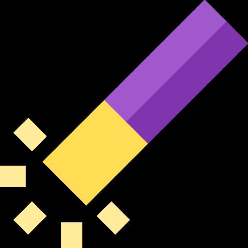 Graphics Editor, Spark, Magic Wand Icon
