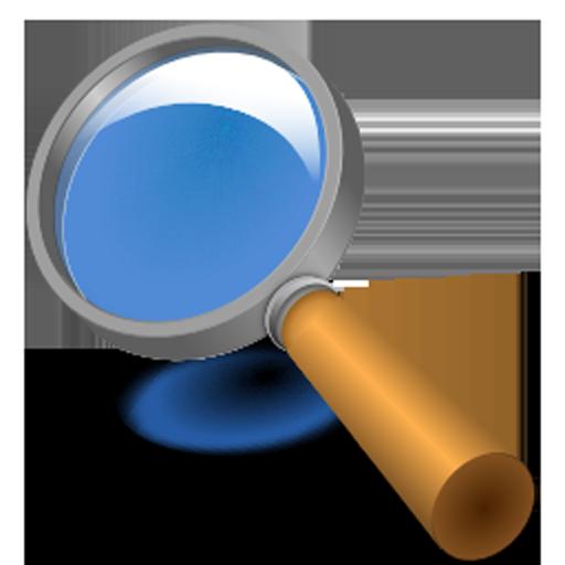 Transparent One Magnifier Transparent Png Clipart Free Download